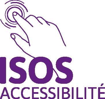 Logo Isos Accessibilité